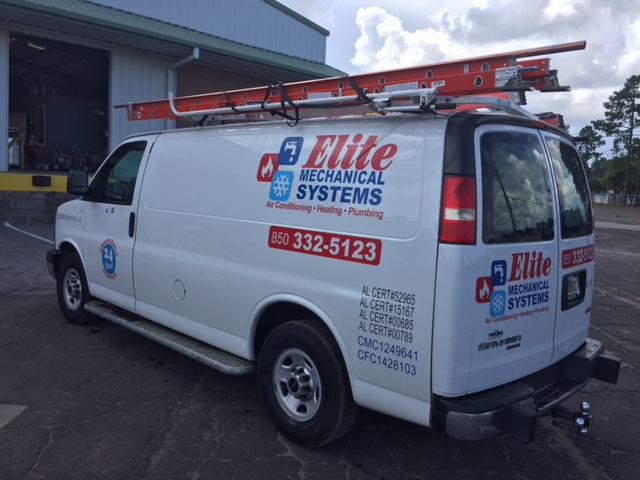 Residential AC, Heating, and Plumbing Pensacola Florida