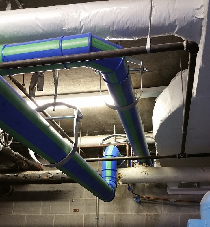 Pensacola Commercial HVAC Installation