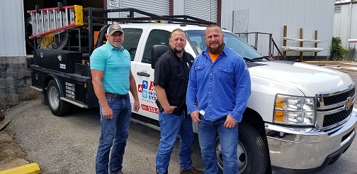 Air Conditioning Services Team
